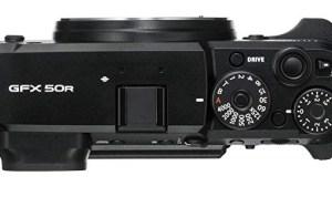 Fujifilm GFX 50R Features picture 1