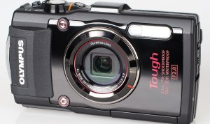 Olympus Stylus TG-4 Waterproof Camera