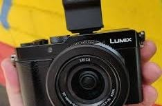 Lumix LX100 Mark II: Panasonic Pocket Cameras 1