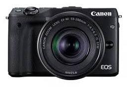 EOS M3: Canon's Still In Demand Mirroless 1