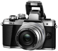 Olympus OM-D E-M10 Mark II Camera-Smart Choice for Beginner