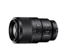 Sony Lens for Wedding Photography Sony 90mm f / 2.8 G OSS Macro