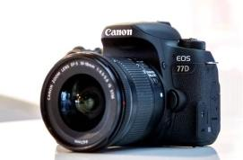 Canon 77D: DSLR Camera with Good Performance & Quality 3