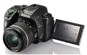Pentax DSLRs: Pentax K-70