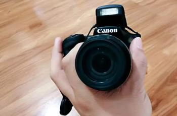 Canon PowerShot SX430 IS:a Pocket Camera Look Like a DSLR 1