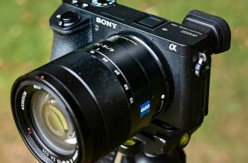 Sony A6500 Review: Offers Steady-Shot 5-Axis Image Stabilization 2