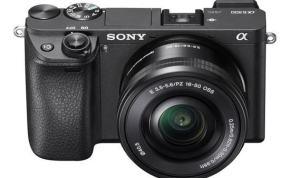 Digital Camera Brand: Sony A6300