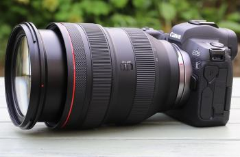 RF Lens: Canon RF 50mm f/1.2 USM L Very Fast Standard Prima Lens 2