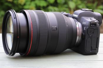 RF Lens: Canon RF 50mm f/1.2 USM L Very Fast Standard Prima Lens 1