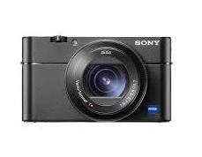 Sony Cyber-shot RX100 V : Camera's Body