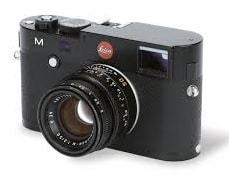 Camera's Body of Leica M 240