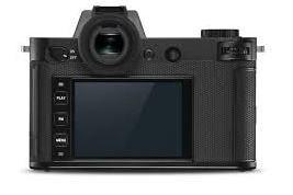 Leica SL2: Camera's LCD