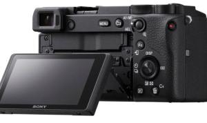 LCD Sony Alpha 6600