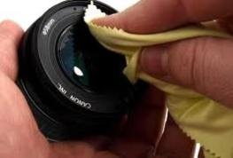 Lens Cleaning Tool