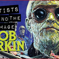 ARTISTS BEHIND THE IMAGE: Bob Larkin