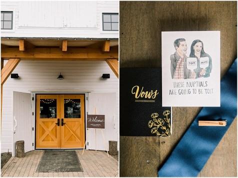 Gathered Oaks Barn Fall Wedding_0011