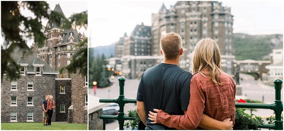 Destination engagement session at the fairmont hotel