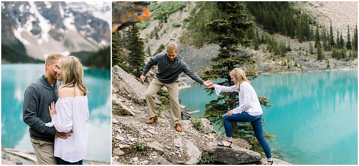 Banff National Park Destination Wedding Photographer 0030