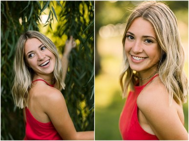 Class of 2019 Senior Spokesmodel Senior Experience featuring Taylor Wright by Cameron and Tia Photography at the Minnesota Landscape Arboretum