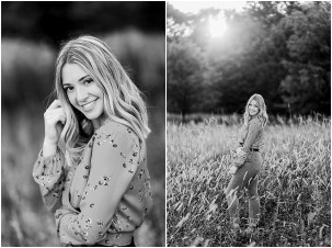 Class of 2019 Senior Spokesmodel Senior Experience featuring Taylor Wright by Cameron and Tia Photography