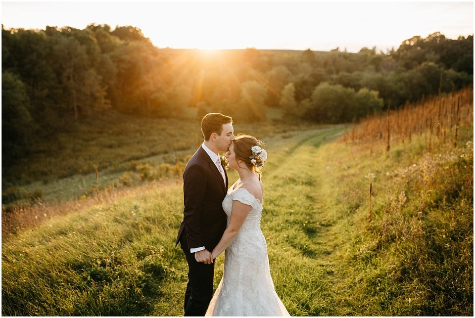 Cameron and Tia Our Wedding Music Chocies at Birch Hill Barn