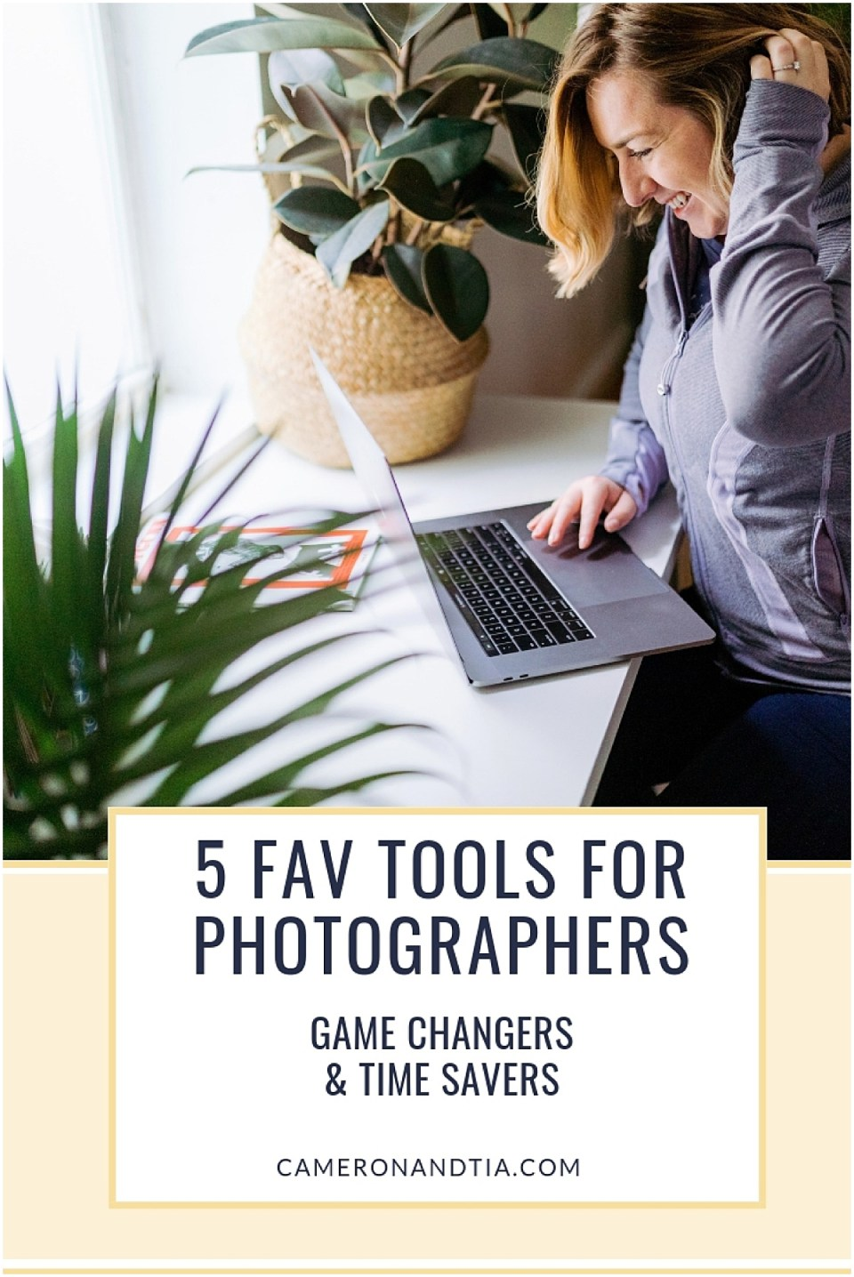 Our Five Favorite Business Tools for Photographers and Entrepreneurs by Cameron and Tia