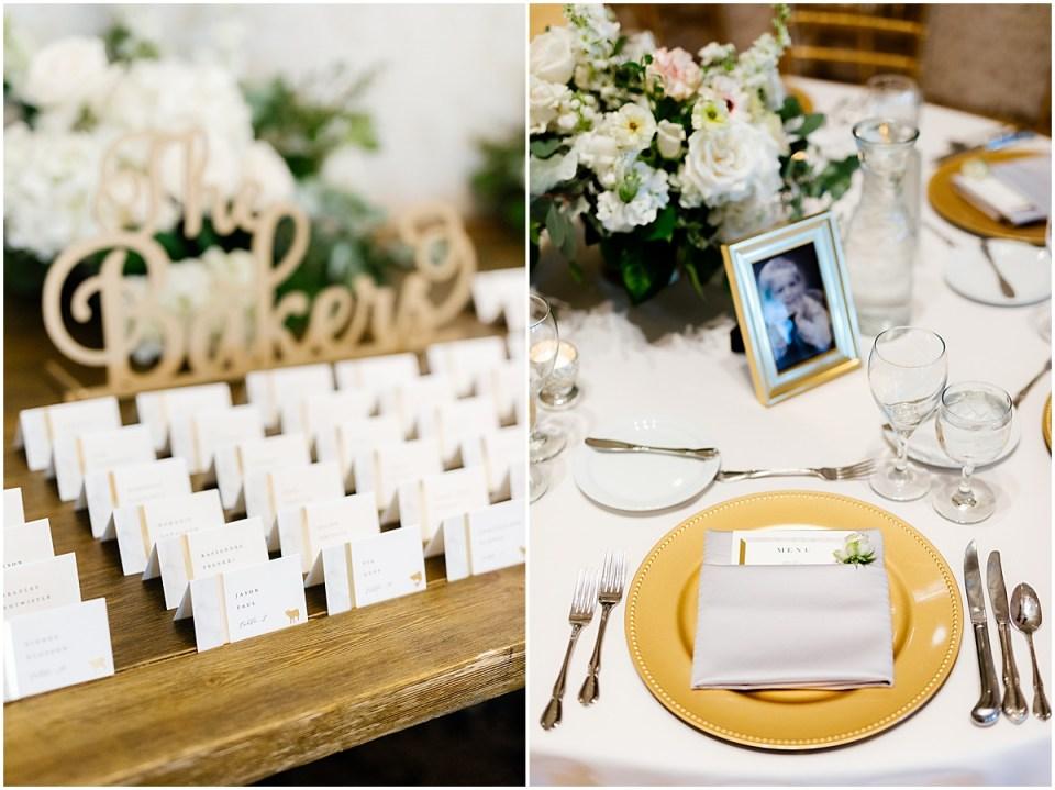 Lafayette Club Soft Classic Spring Wedding