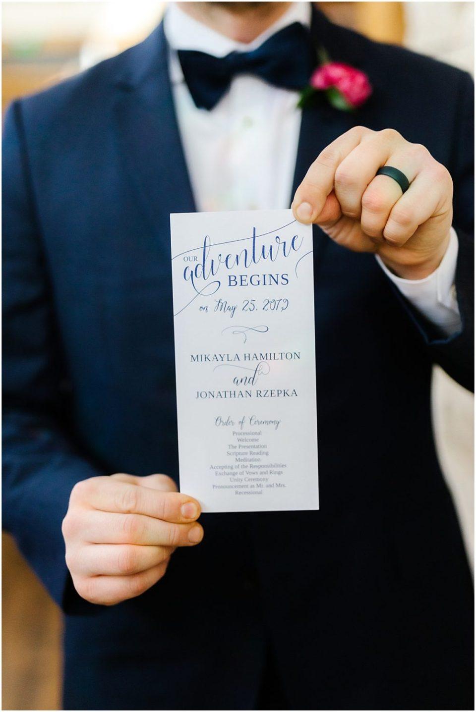 Minneapolis Event Center St Anthony Main Spring Wedding
