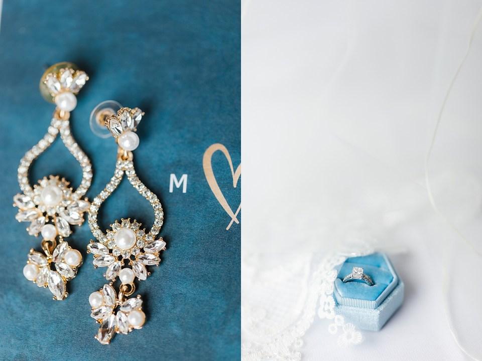 Something Blue Minneapolis Event Centers wedding