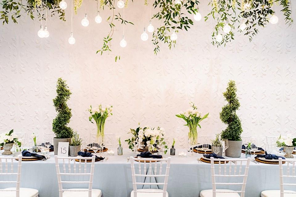 Untouched Wedding Reception