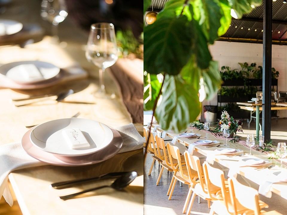 Paikka Offbeat Wedding Venue Reception set up