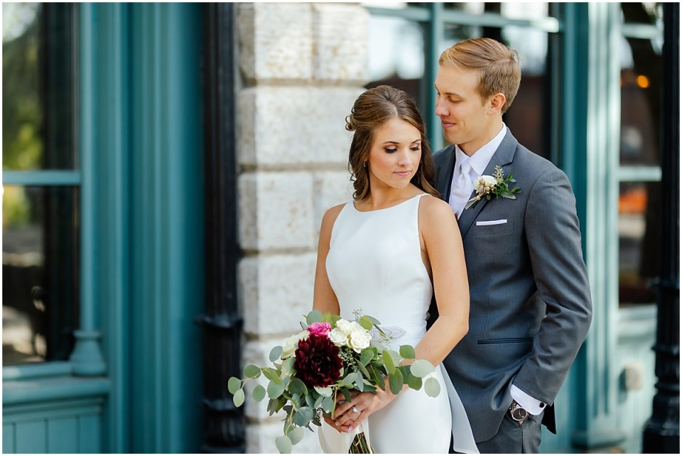 Minneapolis Event Centers St Anthony Main Wedding