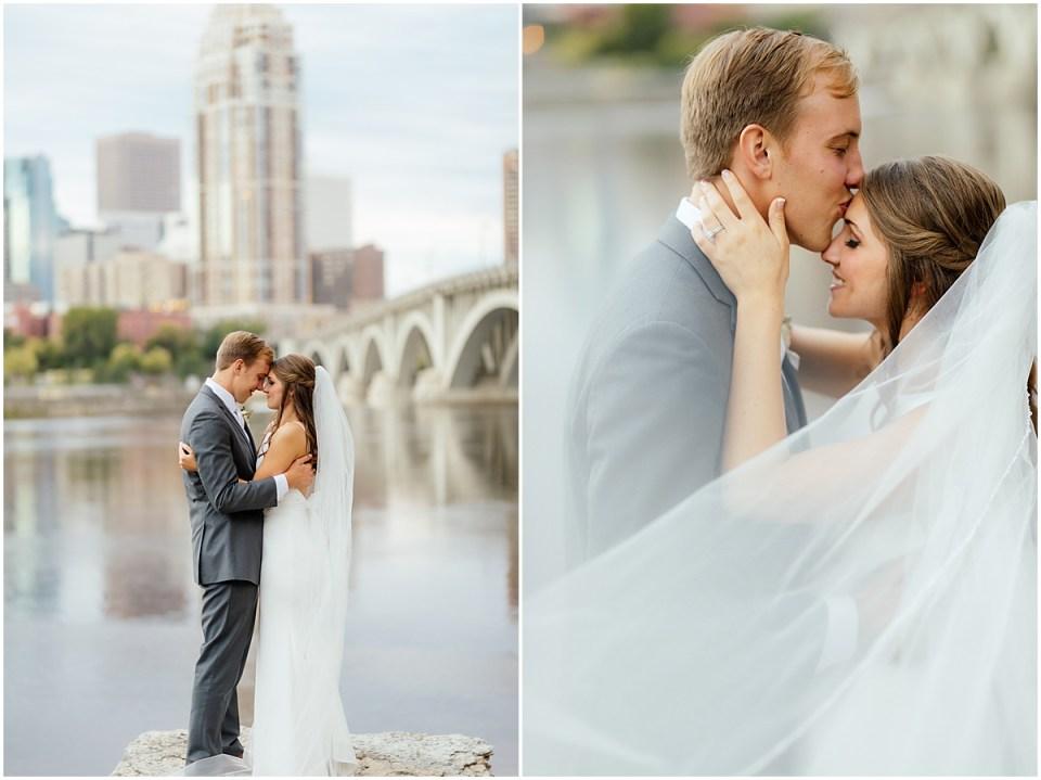 Minneapolis Event Centers fall wedding