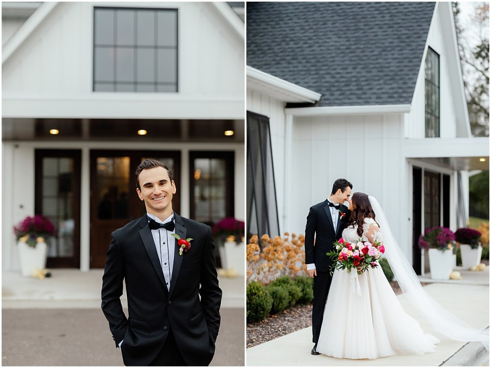 The Hutton House Wedding