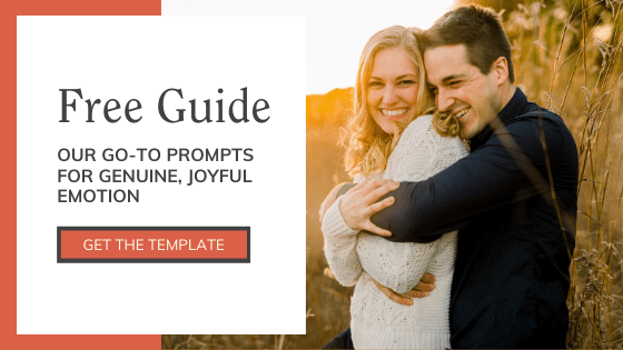 Joyful Prompts Guide for go to genuine emotion