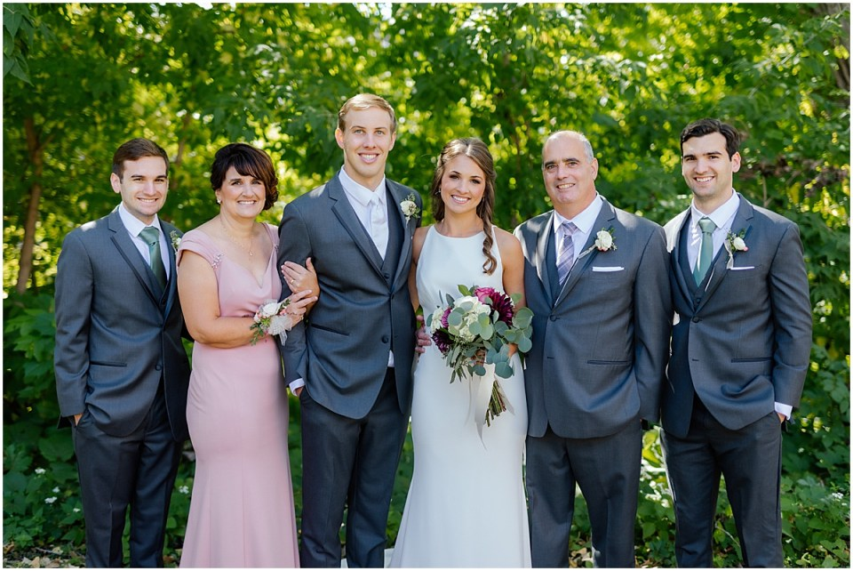 St Anthony Main Wedding at Minneapolis Event Center