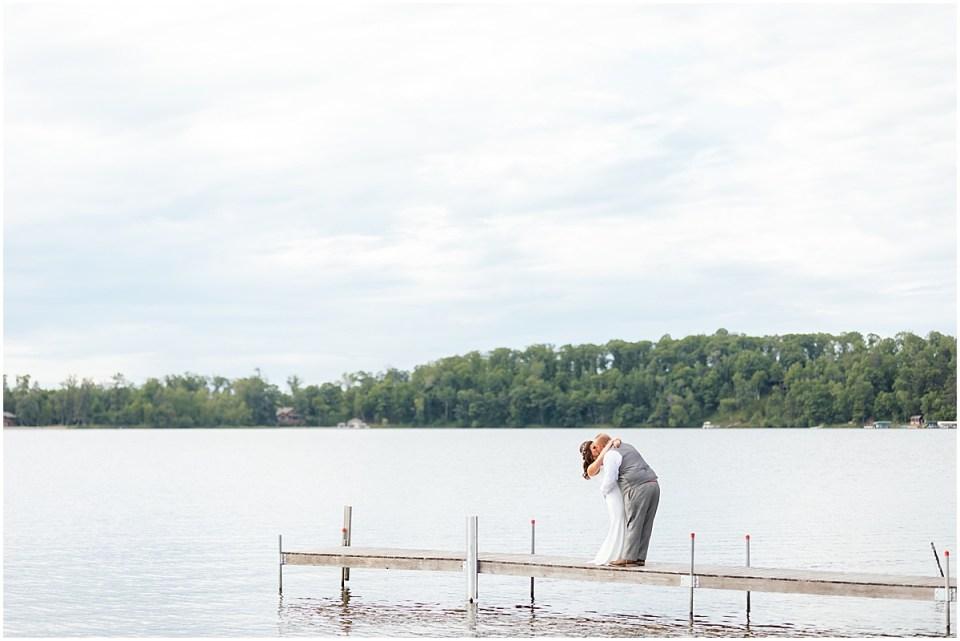 Madden's on Gull Lake Resort Wedding