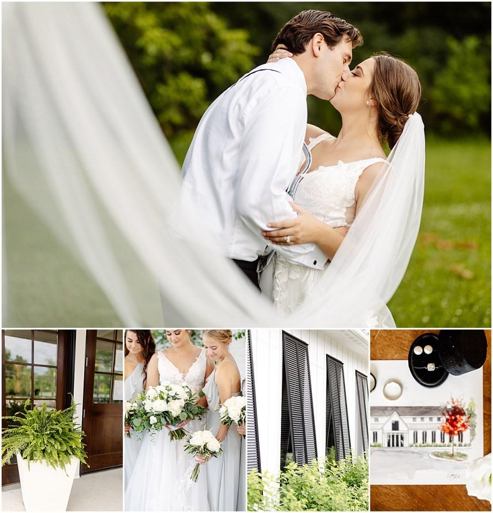 Hutton House Summer Wedding