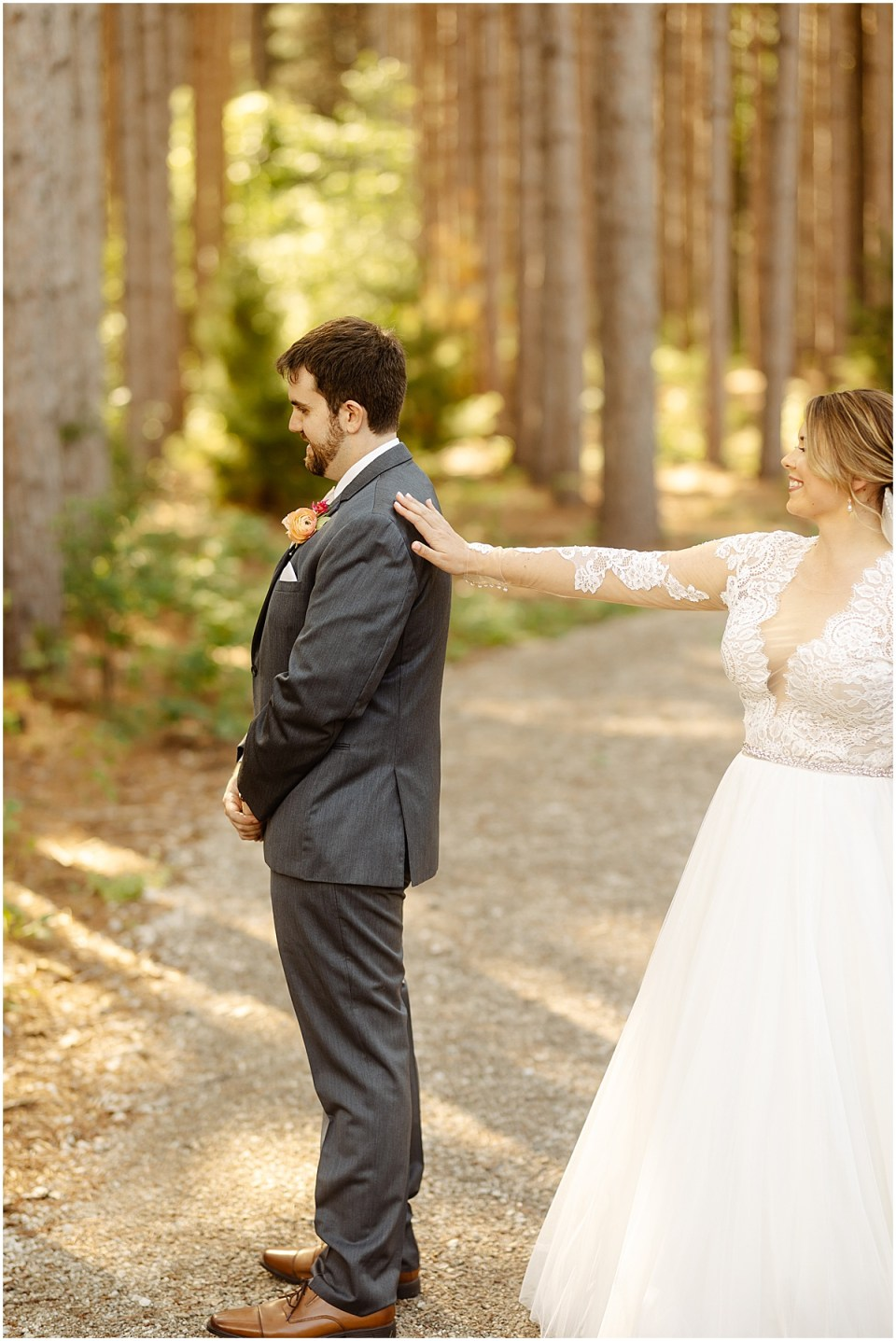 Pinewood Weddings & Events first look