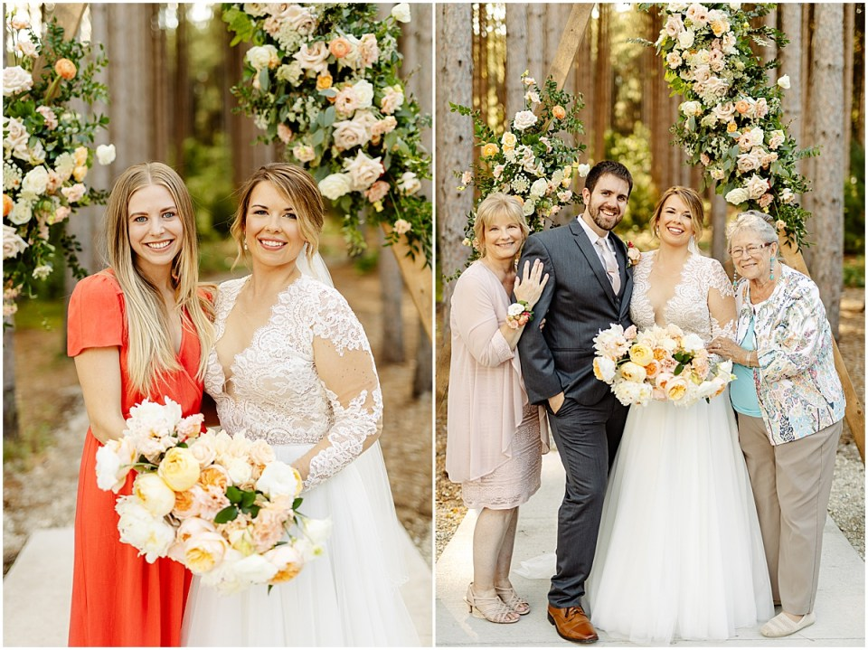 portraits at Pinewood Weddings & Events