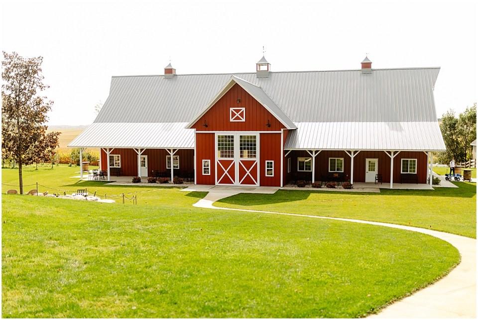 Red Barn Farm in Northfield MN