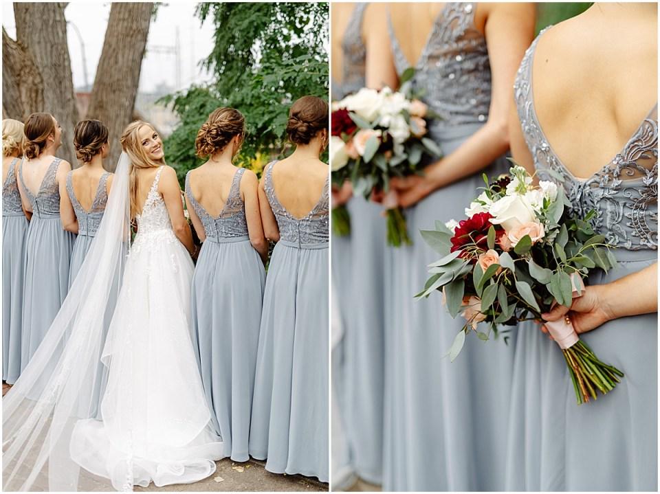 Kennedy Blue bridesmaids dresses