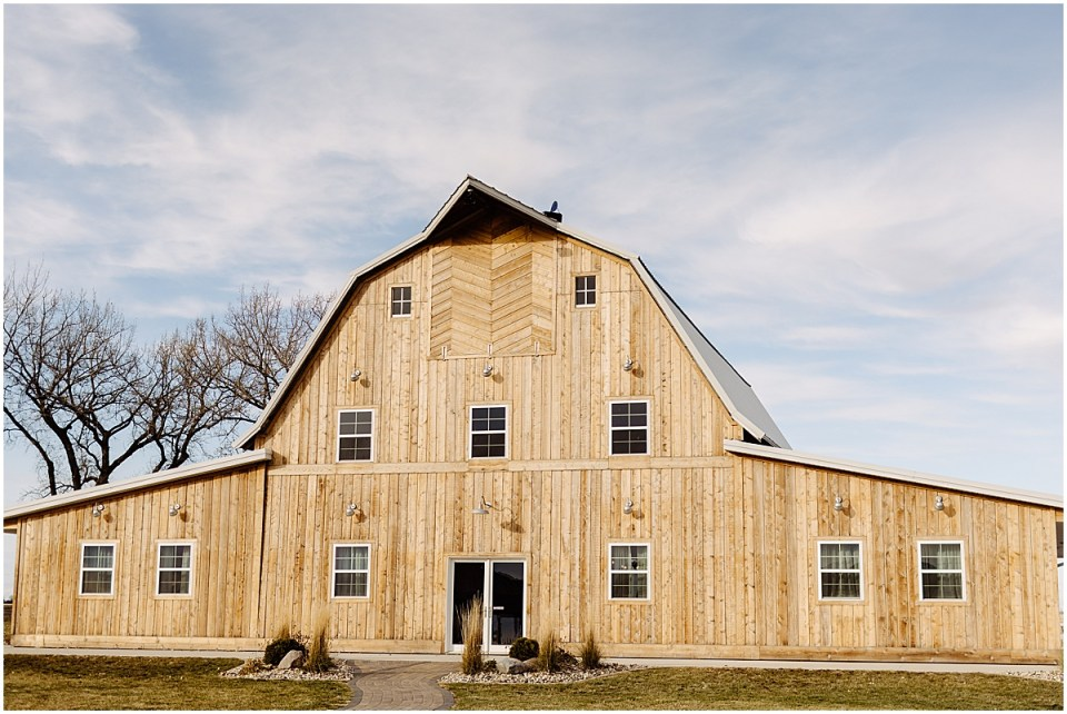 Swiss Acres Barn