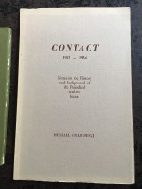 Michael Gnarowski's index of Souster's Contact Magazine. Contact released its first issue in January 1952, three months before Cerberus would appear as the first title under Contact Press.