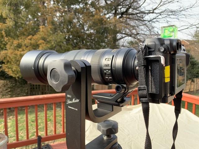 Nikon 200-500 on Fujifilm GFX 50R
