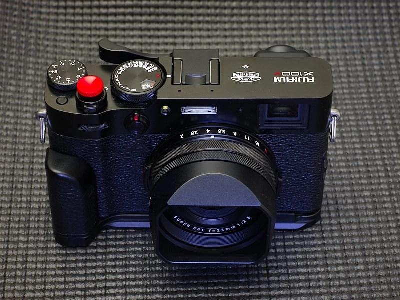 Customizing my Fujifilm X100v