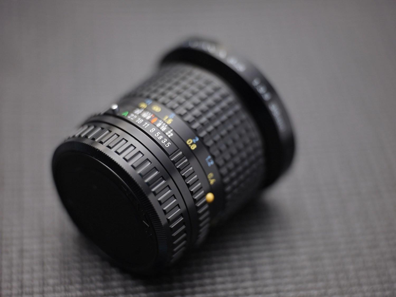 Pentax Medium Format lenses for the Fujifilm GFX 100s