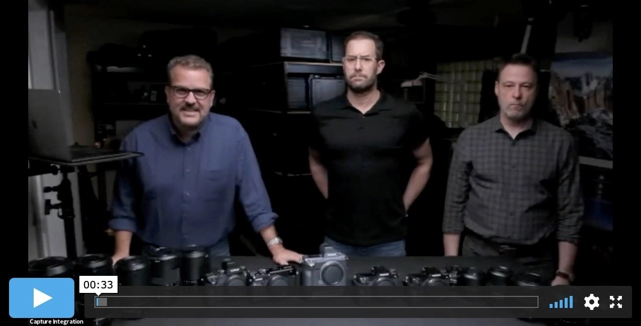Capture Integration webinar-interview about the Fujifilm GFX system –
