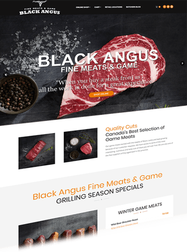 blackangusmeat.com