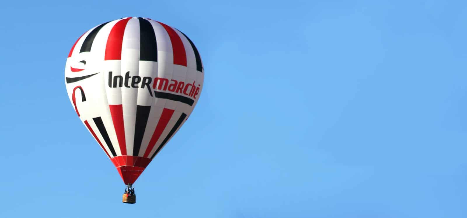 opération communication montgolfière